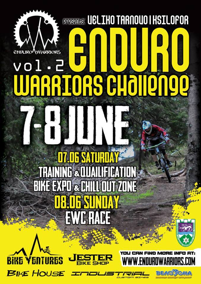 Enduro Warriors Challenge vol. 2 – резултати