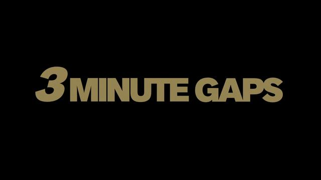 3 Minute Gaps Brendan Fairclough Teaser