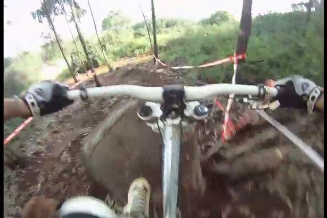 Преглед на WC трасето в Pietermaritzburg (2011)