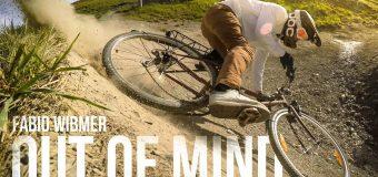 Даунхил с колелото на баба