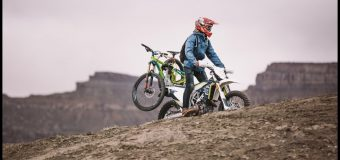 Мотор + колело = най-добрият начин за каране в Юта