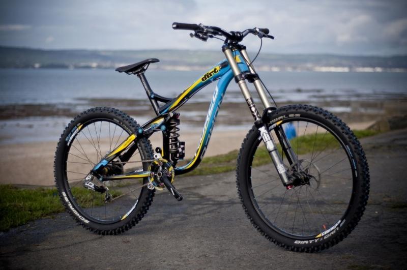 Dirt Norco Race Team Bike 01