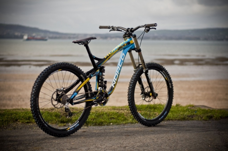 Dirt Norco Race Team Bike 02