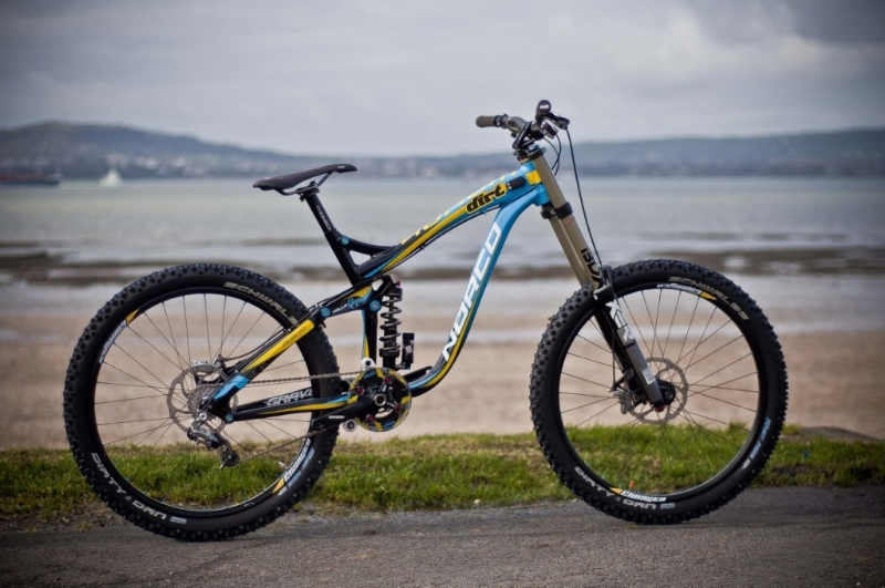 Dirt Norco Race Team Bike 03