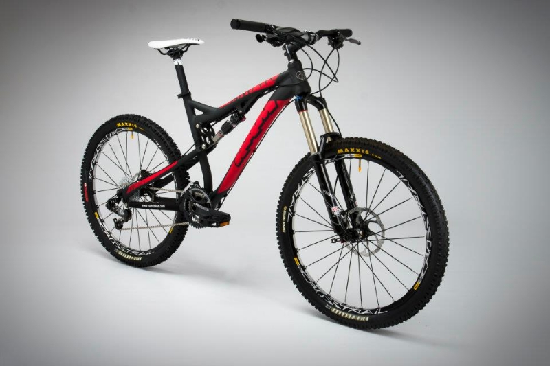 RAM Bikes 2012 AM Two 01