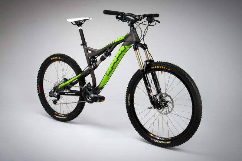 RAM Bikes 2012 AM Two 03