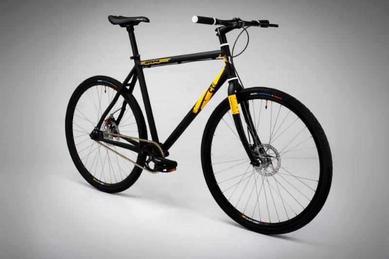 RAM Bikes 2012 CT One 01