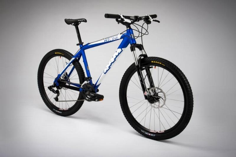 RAM Bikes 2012 HT One 02