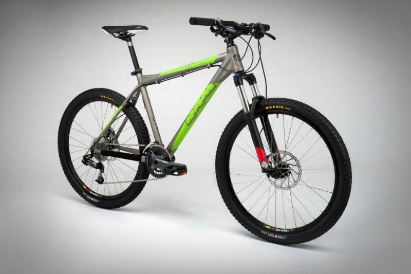 RAM Bikes 2012 HT Two 01