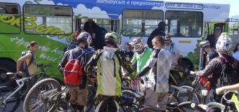 Безплатна автобусна линия за велосипедисти към Витоша