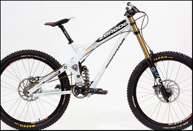 ZERODE G 1 Bike