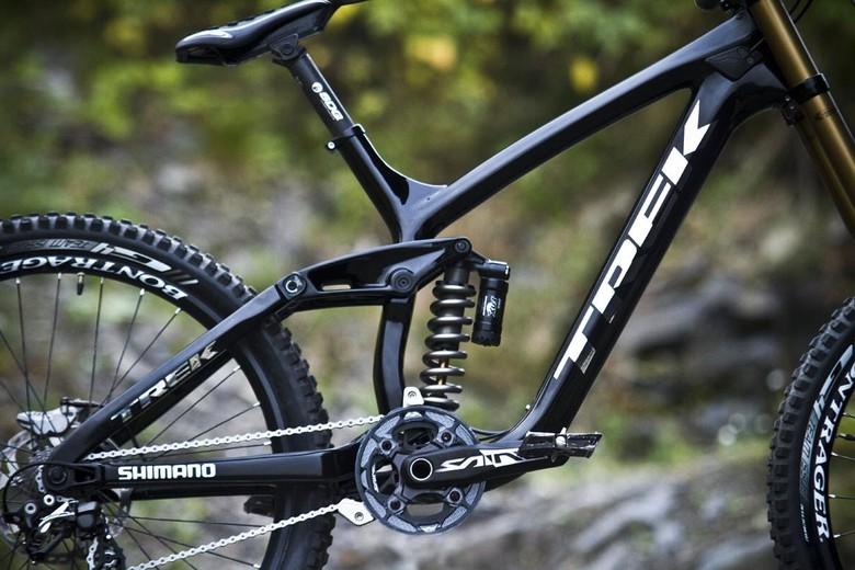 aaron gwin trek 2012 bike 5