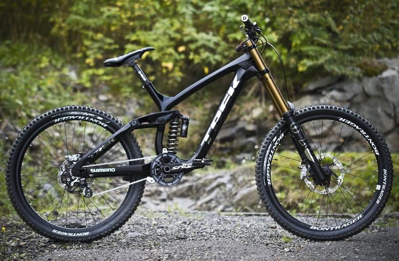 aaron gwin trek 2012 bike