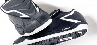 Нови обувки от Shimano AM45 (SPD) и AM41