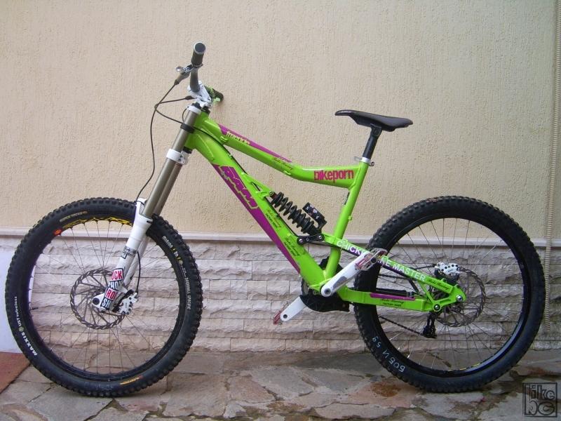 Bike Check 2011 – Боби Крумов