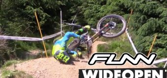 British Downhill Series 2017 в Rhyd Y Felin