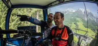 UCI WC#3 Leogang 2017 – трасето с Claudio