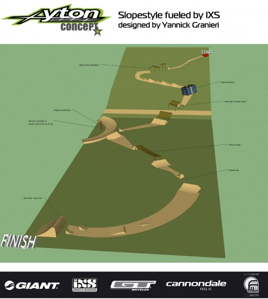 crankworx 2012 slopestyle map 01