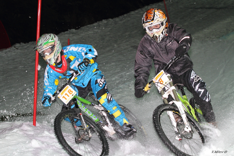 Галерия Боровец Winter Bike Dual 2012
