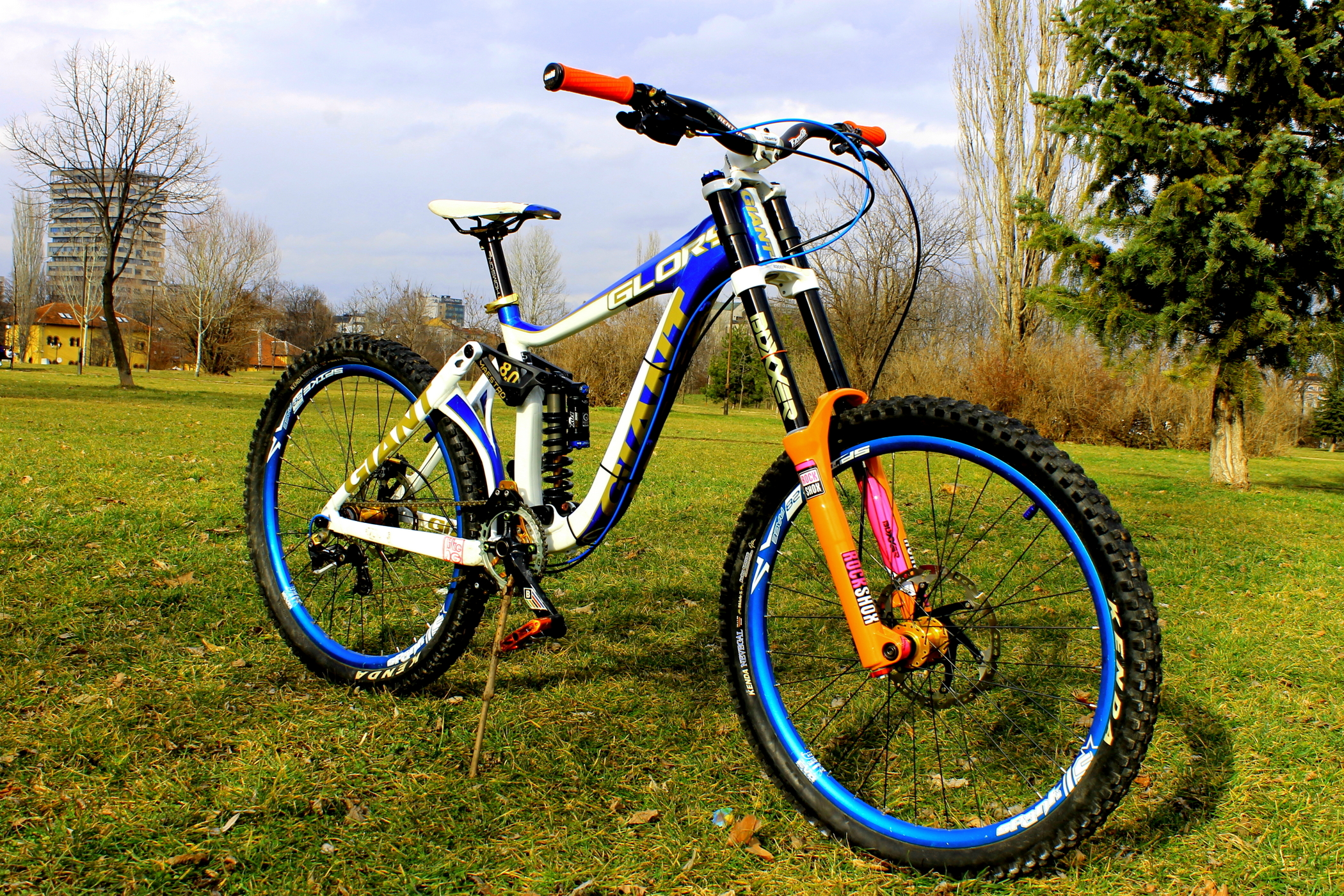 giant glory 2015 bike check
