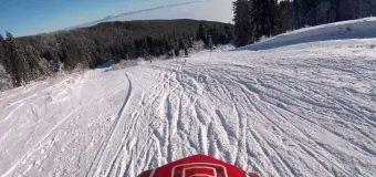 Home Mountain Winter DH 2017 – трасето