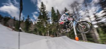 Home Mountain Winter DH 2017