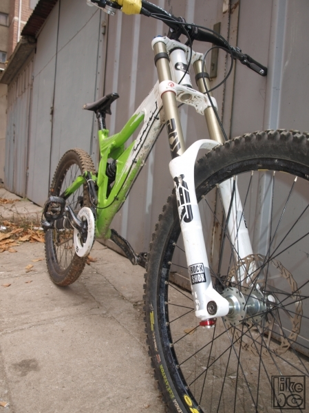 Bike Check 2011 – Иван Гиргинов