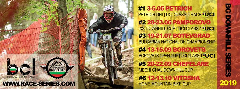 mtb kalendar 2019 Downhill