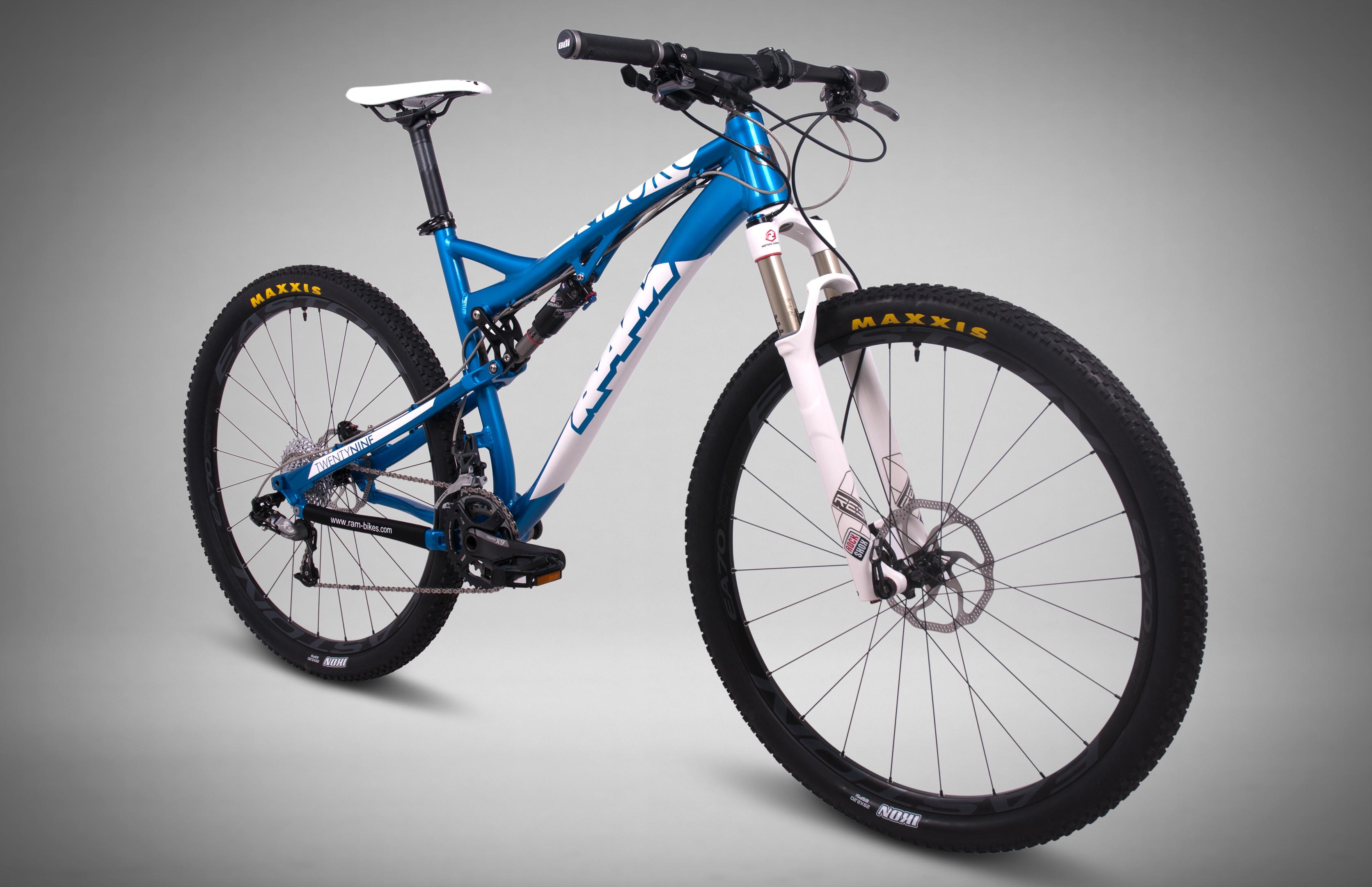 Bike-bg тест – RAM NDURO.1 29