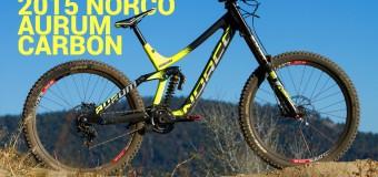 Norco Aurum Carbon 2015