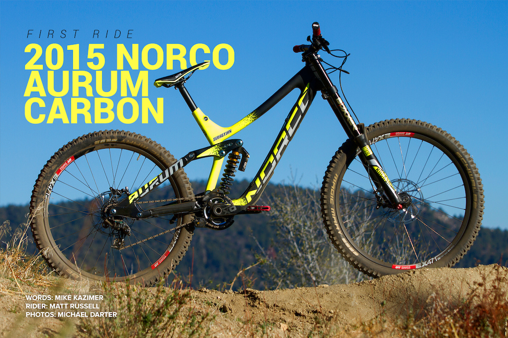 norco aurum carbon 2015 first look