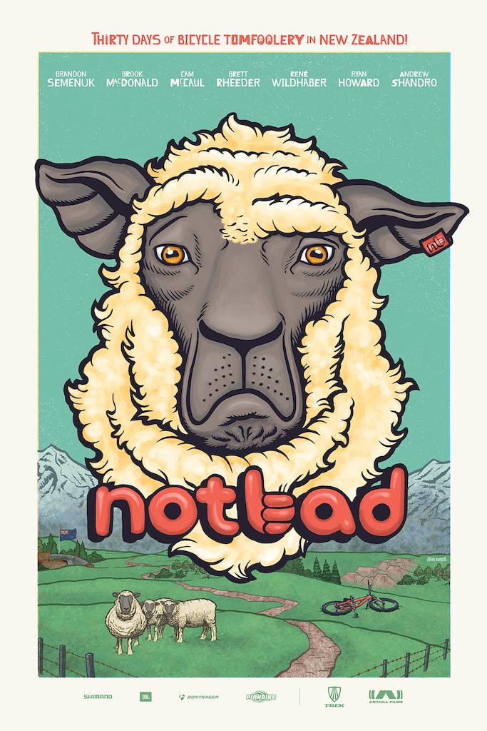 Not Bad – трейлър от Anthill