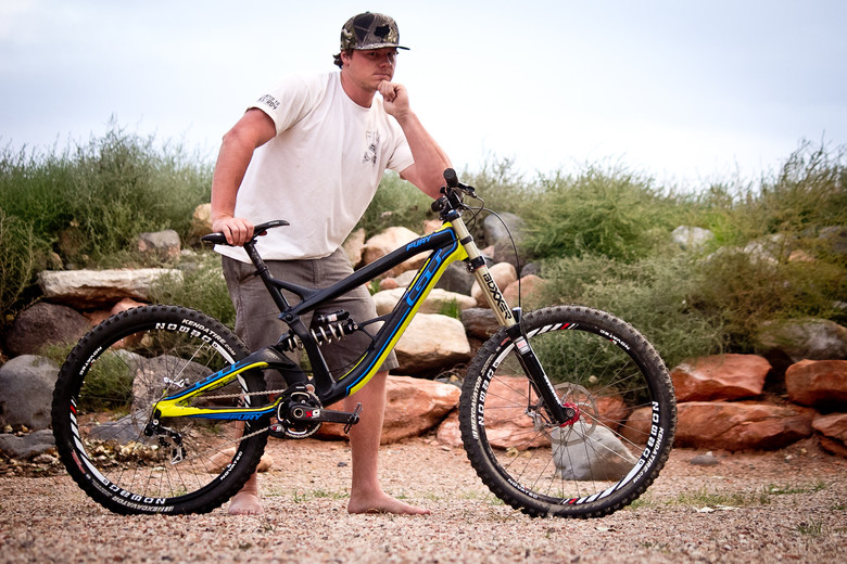 Интересни колела от RedBull Rampage 2013