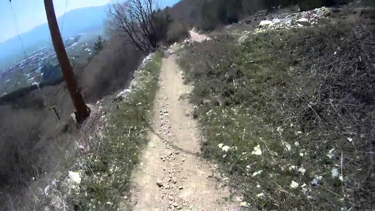 Сопот 2011 – трасето преди състезанието