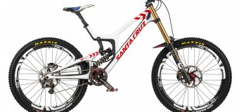 Новото колело на отбора Syndicate – Santa Cruz V10 27.5