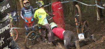 UCI WC#2 Fort William 2017 – горската сеч