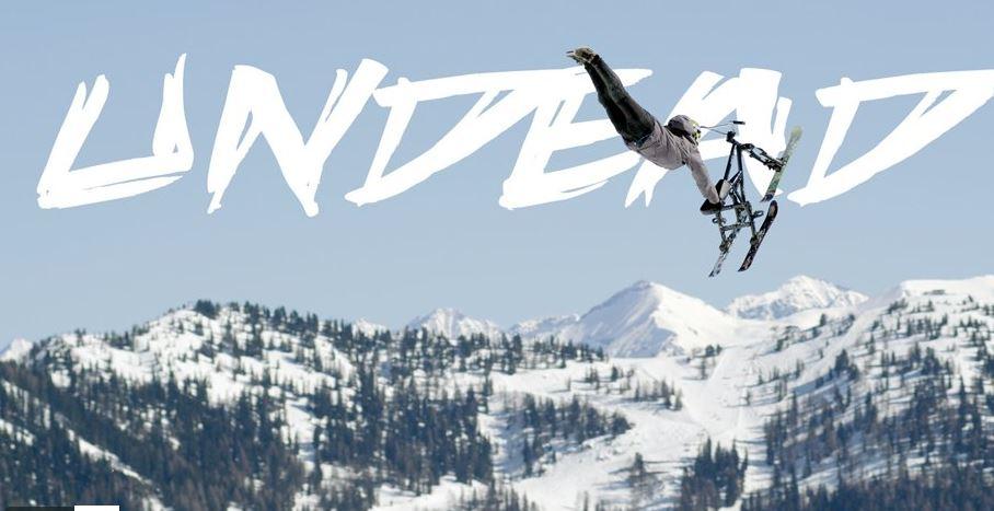 UNDEAD – кратък Snow Bike филм