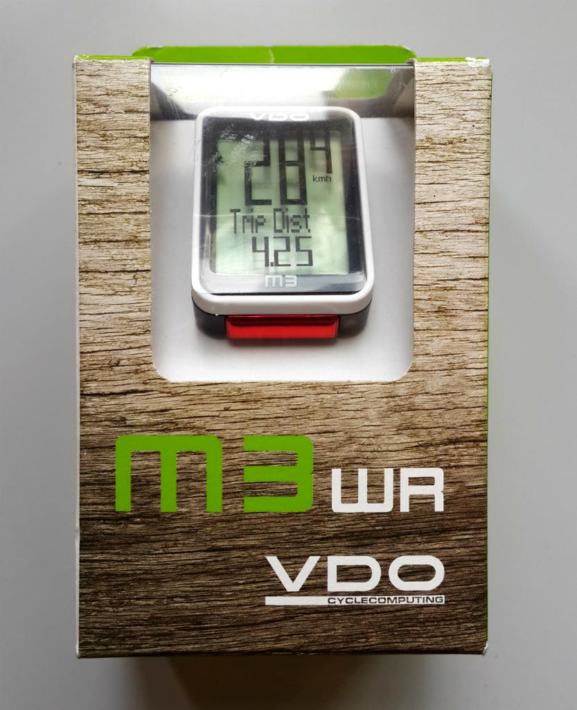 vdo m3 wr